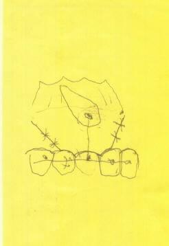 sketsa-dokter-gigi