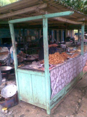 Food stall di Kukup